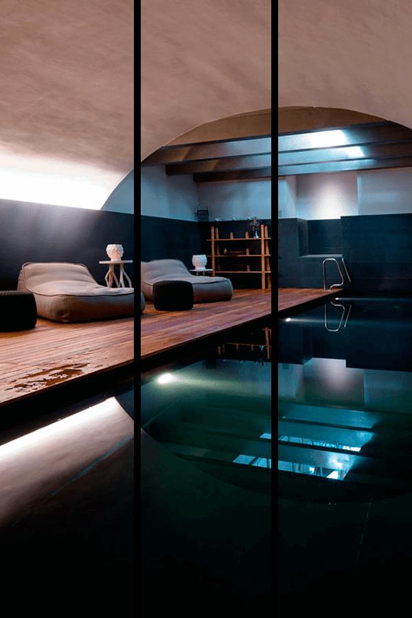 Bellezze segrete <br/>e acque sotterranee