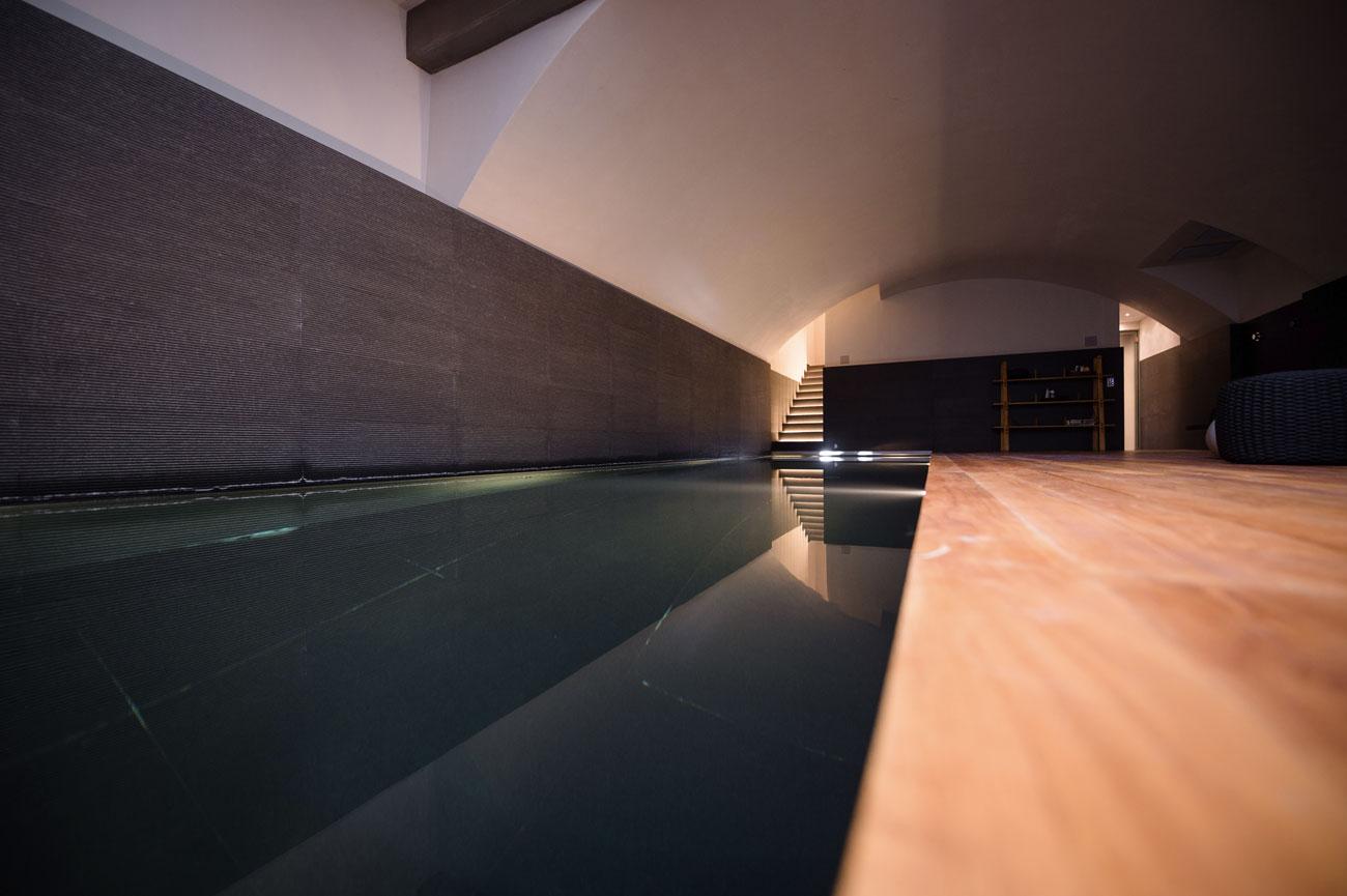 Bellezze segrete <br/>e acque sotterranee- by night